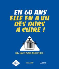 Les 60 ans de la Cocotte SEB